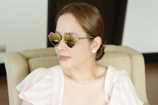 Here's what Jinkee Pacquiao has to say about her 'expensive' wardrobe