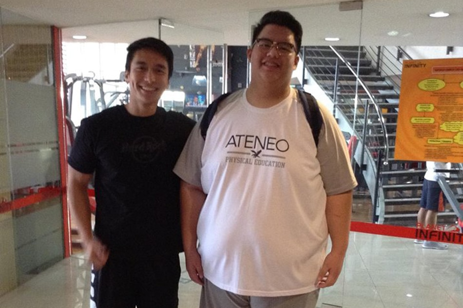 Get to know the gym trainer who helped obese teen lose over