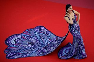Red carpet looks that dazzled Cannes