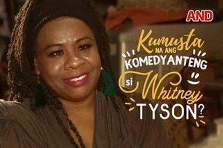 Kumusta na ang komedyanteng si Whitney Tyson?