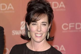 Kate Spade honors late founder at NY Fashion Week