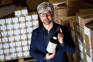 Last of the Jayer wine to go on sale in Geneva