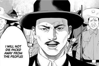 You can now read the Jose Rizal manga online for free