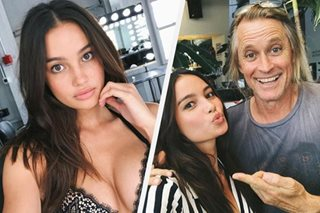 LOOK: Kelsey works with dream photographer in 4th Victoria's Secret shoot