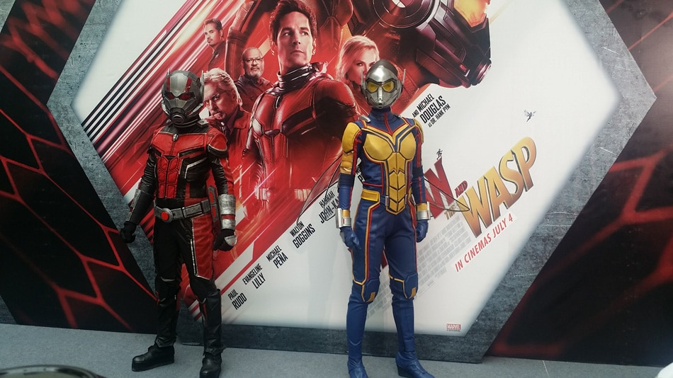 SPOILERS: Are There Any Avengers Cameos In 'Ant-Man And The Wasp'?