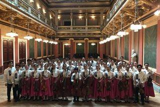 Manila Symphony Junior Orchestra wins in Vienna festival
