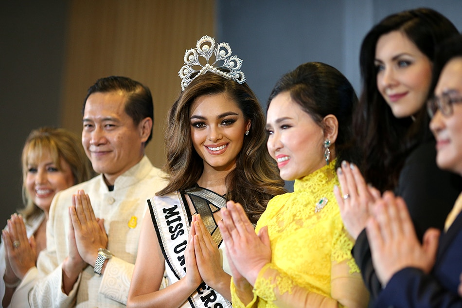 Miss Univers 2018 >> Thailand To Host Miss Universe 2018 As Pageant Returns To Asia Abs