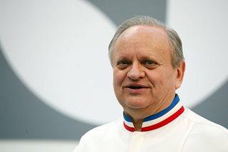 Three-Michelin-starred French chef Joel Robuchon dies