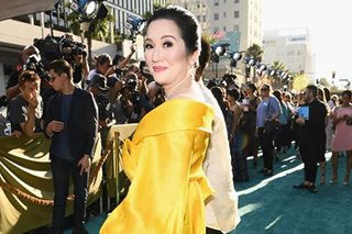 Francis Libiran reacts to Kris Aquino's decision not to wear his gown for 'Crazy Rich Asians' premiere