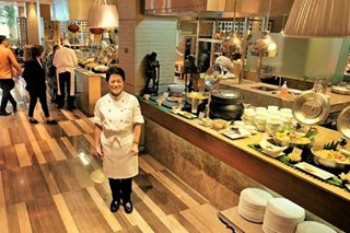 Chef Jessie pays tribute to Pinoy heroes at special Manila Hotel buffet