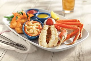 Seafood restaurant Red Lobster to open in PH