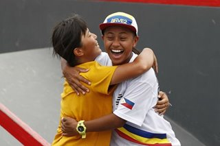 Margielyn Didal hopes Asian Games gold will erase skateboarding stigma in PH