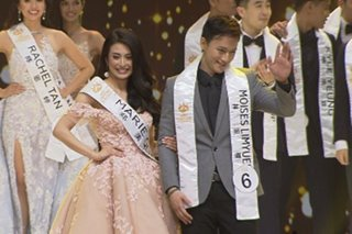 KILALANIN: Mga bagong hirang na Mr. and Ms. Chinatown