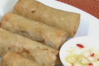 RECIPE: Lumpiang togue
