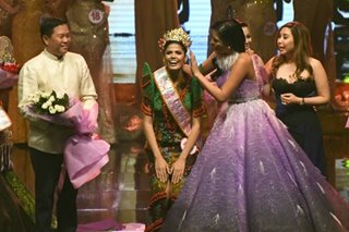 Sultan Kudarat beauty crowned Mutya ng Pilipinas-Asia Pacific International