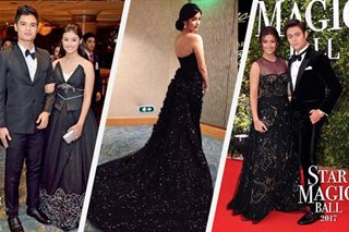 From 2012 to 2017: Liza Soberano's red carpet looks