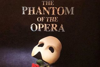 'Phantom of the Opera' to return to Manila