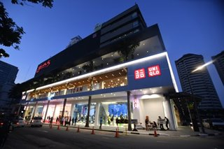 IN PHOTOS: Uniqlo opens global flagship store in Manila