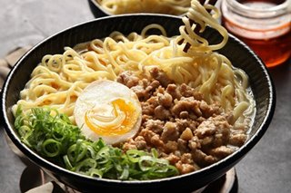 Food shorts: World Pandesal Day, unli ramen noodles, all-you-can-eat wagyu