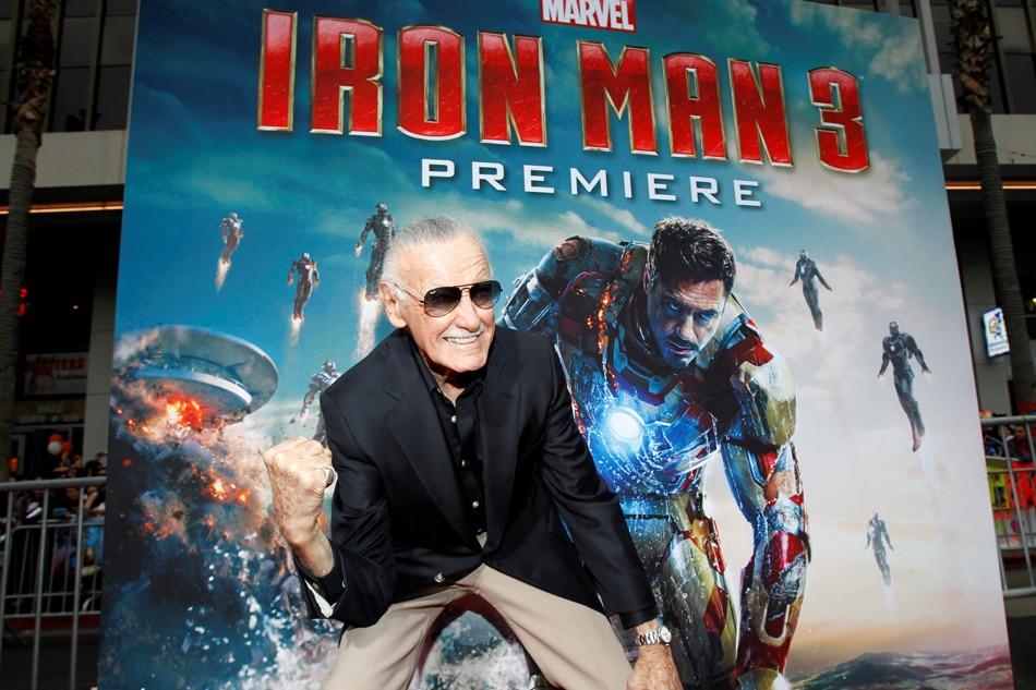 Stan Lee dead at 95 1