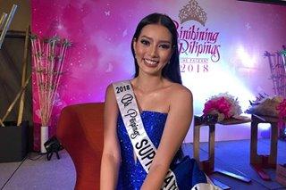 Jehza Huelar, kasama si Mutya Datul sa Miss Supranational 2018