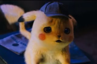 WATCH: Teaser for first live action 'Pokemon' movie