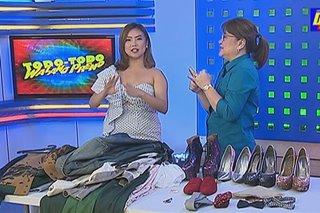 Style tips para sa Pasko, ibinahagi ng fashion designer