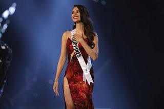 Did you know? Catriona Gray's gown was inspired by Mayon Volcano
