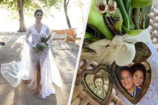 Iza Calzado, Ben Wintle get married