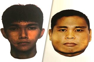 LOOK: Facial composite of hitmen who killed Batocabe