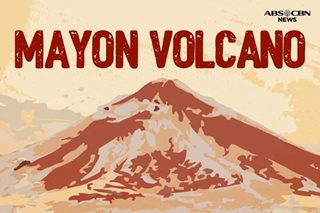 Quick facts: Mayon Volcano