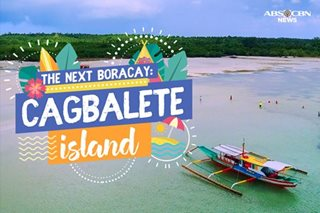 The search for the next Boracay: Cagbalete, Quezon