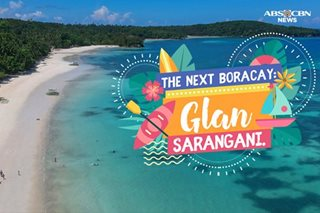 The search for the next Boracay: Glan, Sarangani