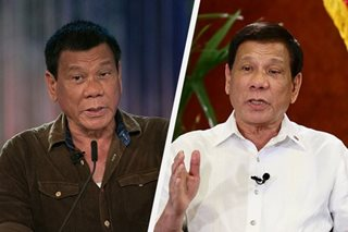 A look at the 2-year-old Duterte presidency, then and now