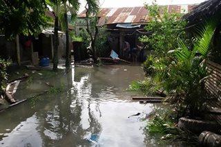 Ilang lugar sa Visayas at Mindanao, binaha dahil sa bagyong 'Agaton'