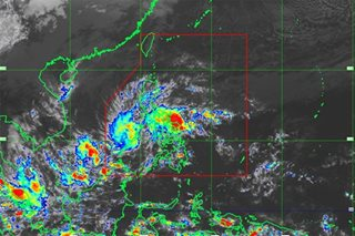 'Agaton' heading towards West PH Sea; all cyclone warning signals lifted