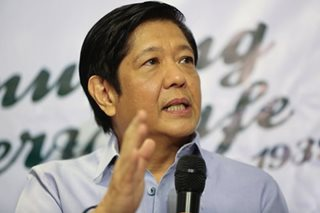 Under proposed charter, Bongbong can run for transition VP, says Davide
