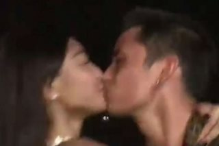 WATCH: James, Nadine welcome 2018 with a kiss