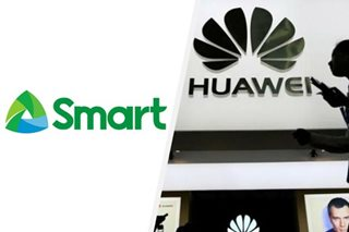 Smart forges $28-million partnership with China's Huawei, PLDT says