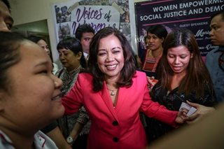 Lawmakers warned against delving into Sereno psych test results