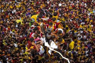 Manila to impose gun ban for 2018 Black Nazarene feast