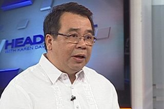 Military intelligence 'most palpak,' says Colmenares amid 'Red October' claims