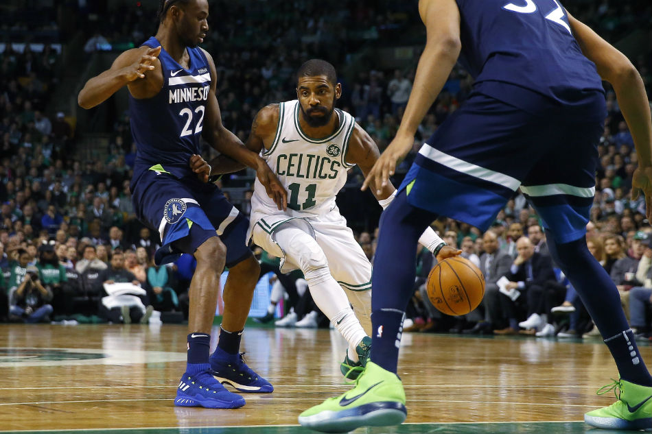 Celtics, Timberwolves to play out tight game