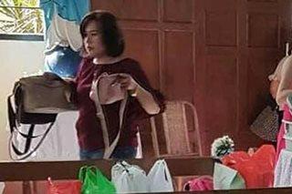 'Wedding crasher,' huli sa pagnanakaw umano ng mga regalo sa kasalan