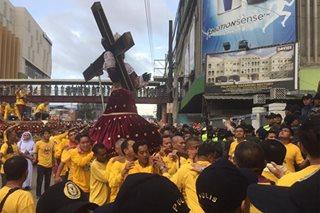 About 100,000 devotees join Traslacion in Cagayan de Oro