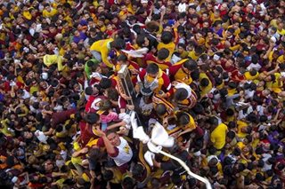 Comelec to poll bets: Leave Black Nazarene procession alone
