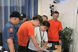 3 arestado sa pagdukot sa umutang na Taiwanese