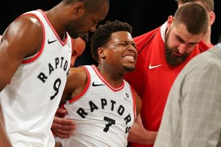 Raptors' Lowry to miss game versus Heat