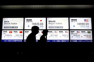 Global markets gain as US indices end at fresh peaks