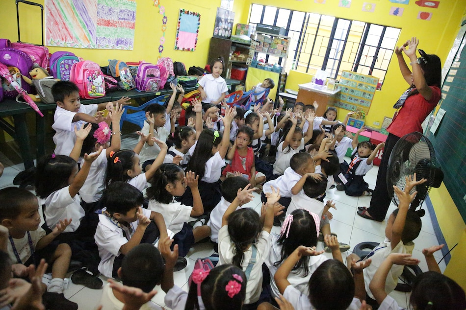 Teachers can expect pay hike within Duterte's term - Palace